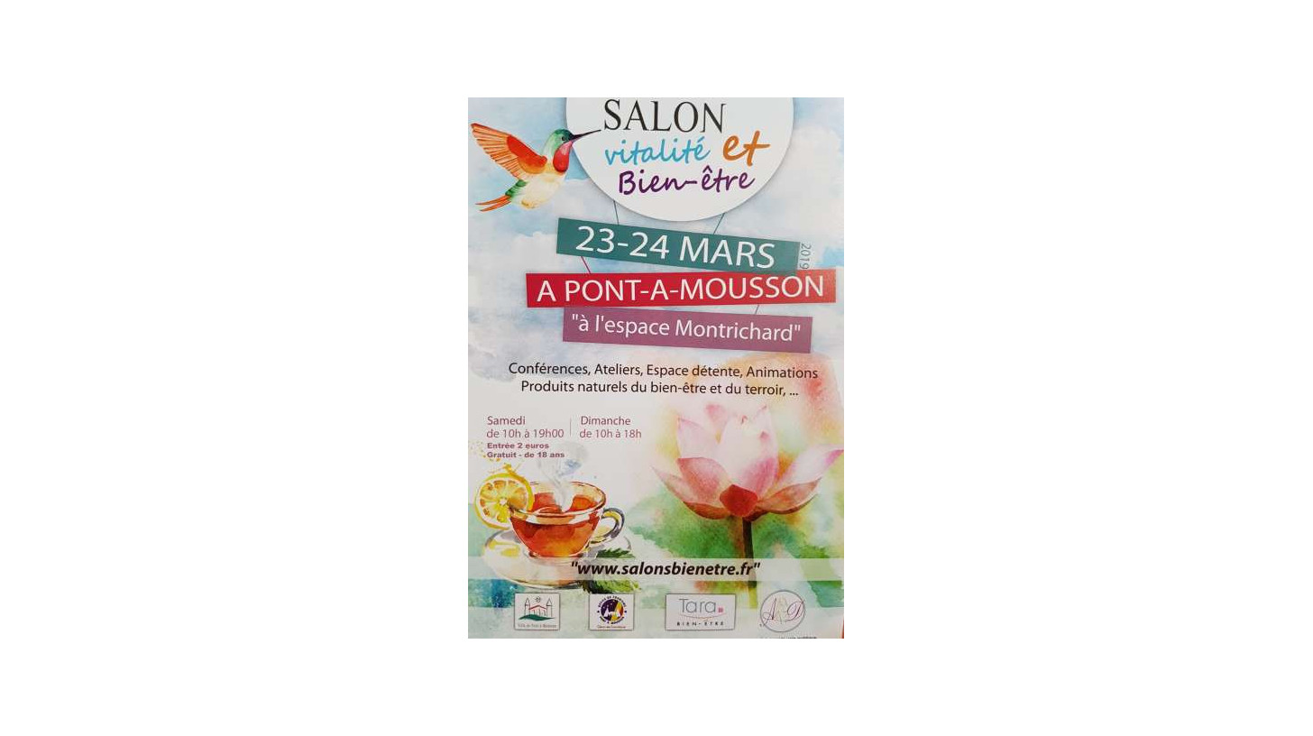 Salon Pont à Mousson 21 & 22 Mars 2020